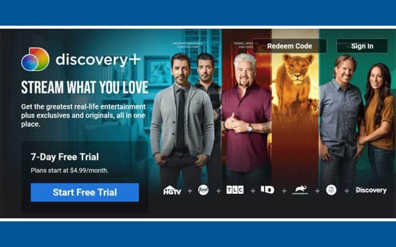 Discovery Implements BroadView